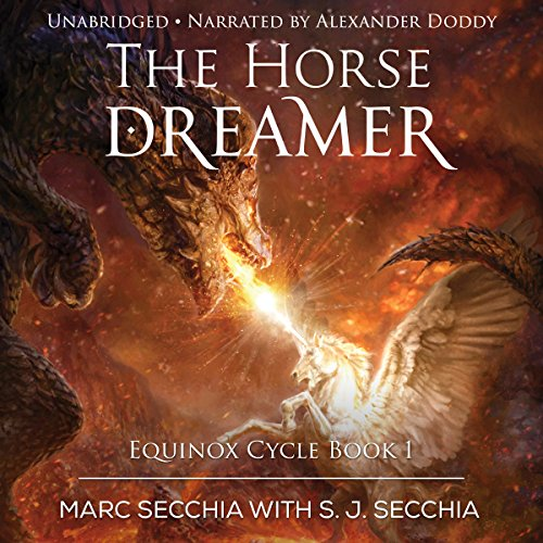 The Horse Dreamer cover art