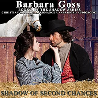 Shadow of Second Chances audiobook cover art