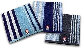 国産 今治タオル タオルハンカチ 3枚セット 綿100% 日本製 25×25 高級 吸水速乾 やわらか ふわふわ