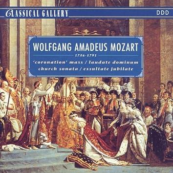 Mozart: Coronation Mass, Laudate Dominum, Church Sonata, Exsultate Jubilate