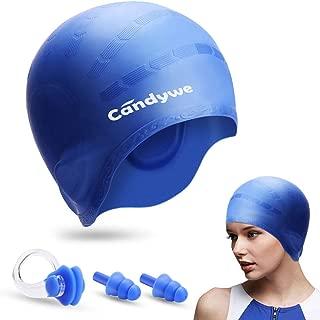 tiara swim cap