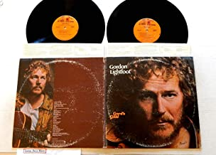 Gordon Lightfoot Gord's Gold - 33ccc3c3 - Reprise Records 1975 - 1 Used Double Vinyl LP Record Album - 1975 Pressing 2RS 2237 - Sundown - If You Could Read My Mind - Early Morning Rain - Cotton Jenny