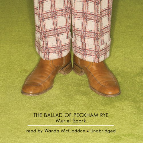 The Ballad of Peckham Rye audiobook cover art