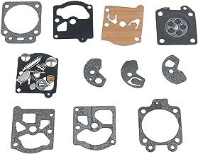 Savior Carburetor Carb Overhaul Rebuild Kit K10-WAT for WT16 WT21 WT22 WT29 WT38 WT41 WT45 WT-619 WT-666 WT-685 WT-798 WT-799 WT-801 WT-802 WT-812 WT-813 WT-819 Carburetors