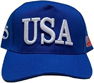 USA 45 Donald Trump President Make America Great Again MAGA Baseball Cap Hat