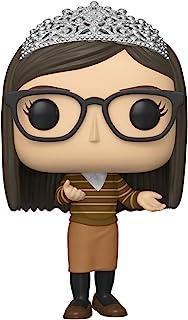 Funko- Pop Vinilo: Big Bang Theory S2: Amy Figura Coleccionable, Multicolor, Talla única (38581)