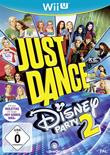 Just Dance Disney Party 2 - [Wii U]