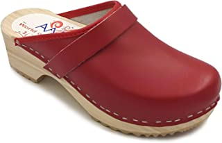 toffeln wooden clogs