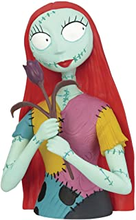 Nightmare Before Christmas Sally Bust Bank Toy