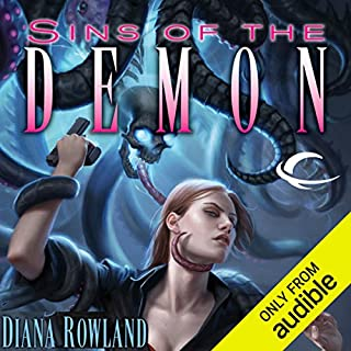 Sins of the Demon audiobook cover art