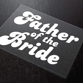 padre de la novia hierro en transferencia, boda, despedida de soltera, crear su propio T camisas A5