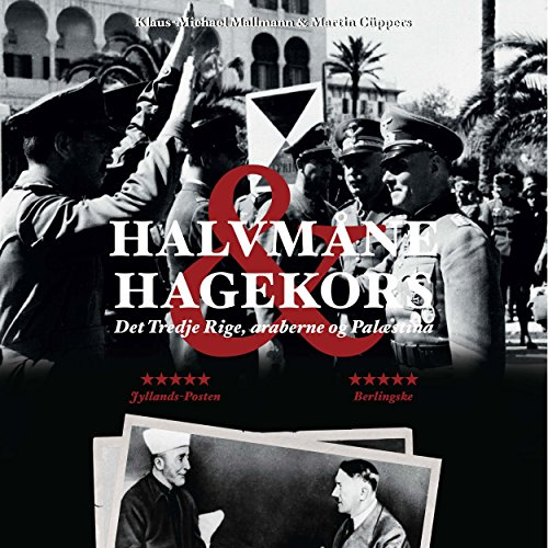 Halvmåne og Hagekors audiobook cover art