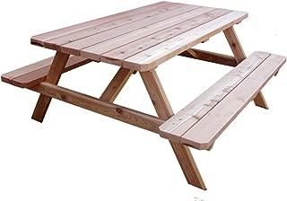 Best western red cedar bench Reviews