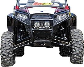"SuperATV Heavy Duty 5"" RZR 800 to RZR 800 S 1.5"" Offset Suspension Conversion Kit - Black - for Stock RZR 800 S Shocks - C..."