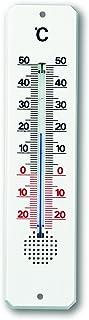 TFA 12.3010Thermometer für den Innen  und Außenbereich, Kunststoff, Weiß