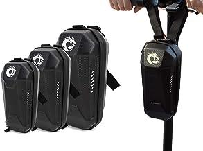 DRAGON SLAY Universal hård förvaring resa bärväska för scooter och escooter, EVA skal vattentät väska med telefonfickor (s...