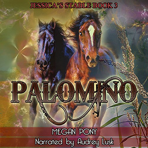 Palomino audiobook cover art