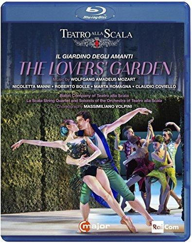 Mozart: The Lover's Garden (Teatro alla Scala, 2016) [Blu-ray]