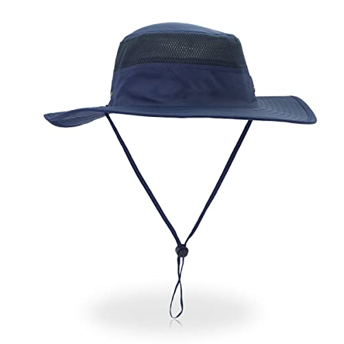Outfly Wide Brim Sun Hat Mesh Bucket Hat Lightweight Bonnie Hat Perfect for  Outdoor Activities 71687c33a5fd