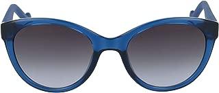 Luxury Fashion   Liu Jo Womens LJ711S424 Blue Sunglasses   Fall Winter 19