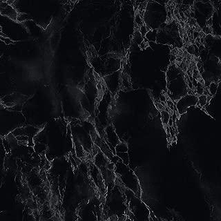 d-c-fix 346-0048-4PK Decorative Self-Adhesive Film, Marble Black, 17