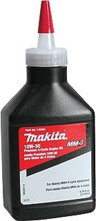 روغن موتور موتور 4 چرخه Makita T-02484 Premium ، 10W-30 ، 6.76 اونس.