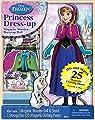 Bendon 06703 Disney Frozen Anna 25-Piece Wooden Magnetic Doll Dress-Up Kit by Artistic Studios Ltd.
