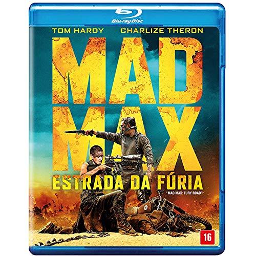 Blu-ray Mad Max Estrada da Furia [ Mad Max Fury Road ] [ Brazilian Edition ] [ Audio and Subtitles English + Spanish +