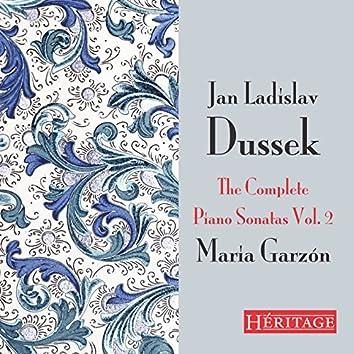 Dussek: The Complete Piano Sonatas, Vol. 2