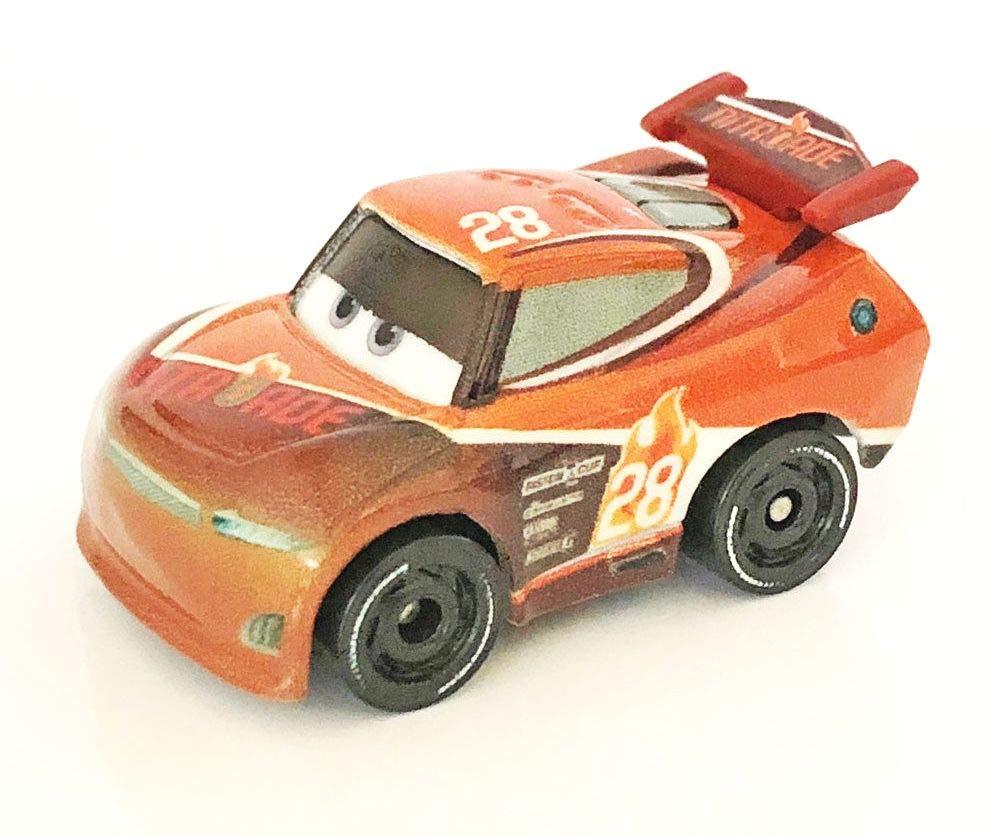 Mattel Disney Pixar Cars 3 - Mini Racers (Glow Tim Treadless): Amazon.es: Juguetes y juegos