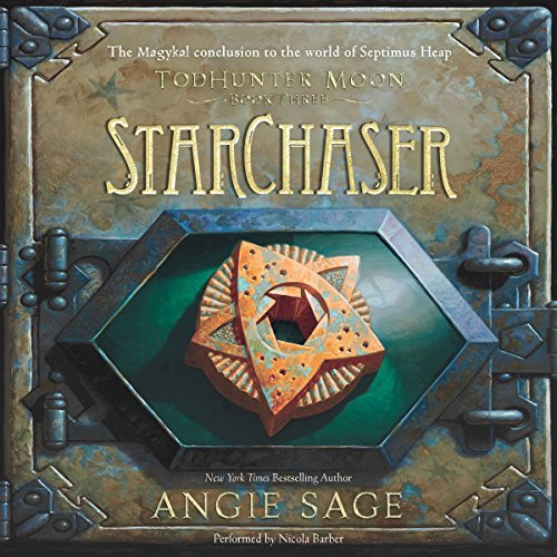 StarChaser Audiobook By Angie Sage cover art