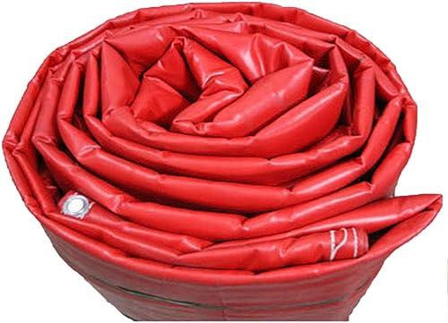 KYSZD-Baches Bache Rouge Poncho avec Oeillets Couverture imperméable et Coupe-Vent Résistant aux UV Anti-age Camping Randonnée Famille pour camions Motos Bateaux