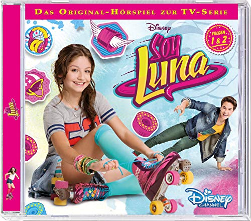 Disney/Soy Luna: Folge 1+2
