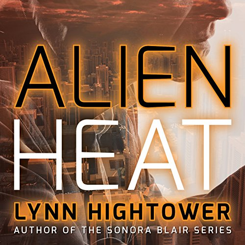 Alien Heat audiobook cover art