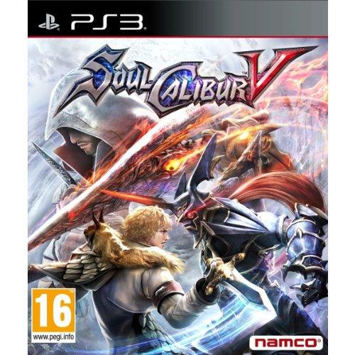 Soul Calibur V (PS3) (UK IMPORT)