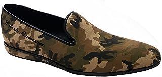 Garofalo Gianbattista Pantofole, Slippers in Tessuto Militare