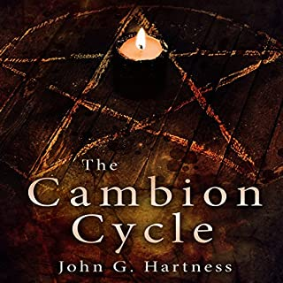 The Cambion Cycle     Quincy Harker Year Two              By:                                                                                                                                 John G. Hartness                               Narrated by:                                                                                                                                 James Anderson Foster                      Length: 14 hrs and 10 mins     377 ratings     Overall 4.7