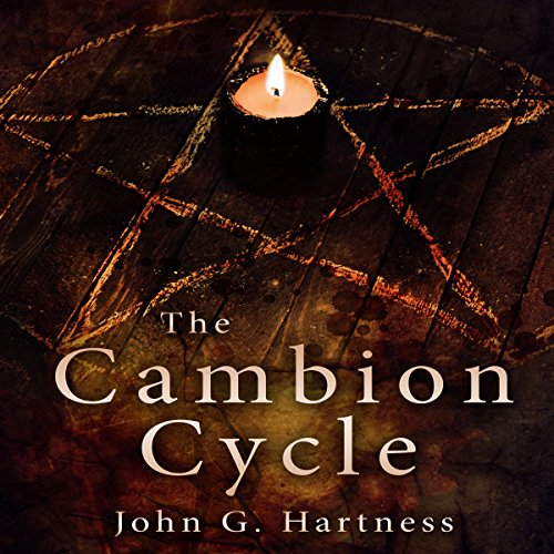 The Cambion Cycle audiobook cover art