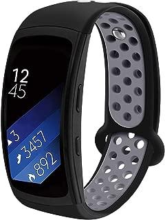 YaYuu Compatible Gear Fit 2 Pro/Fit 2 Correa de Reloj ...