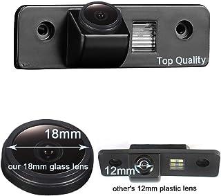 Navinio スーパースターライト プロ 車 リアビュー バックアップカメラ 170° リバース Skoda O VW Skoda Octavia 2 RS 1Z MK2 Facelift Superb 2 Fabia 2 Roomster ...