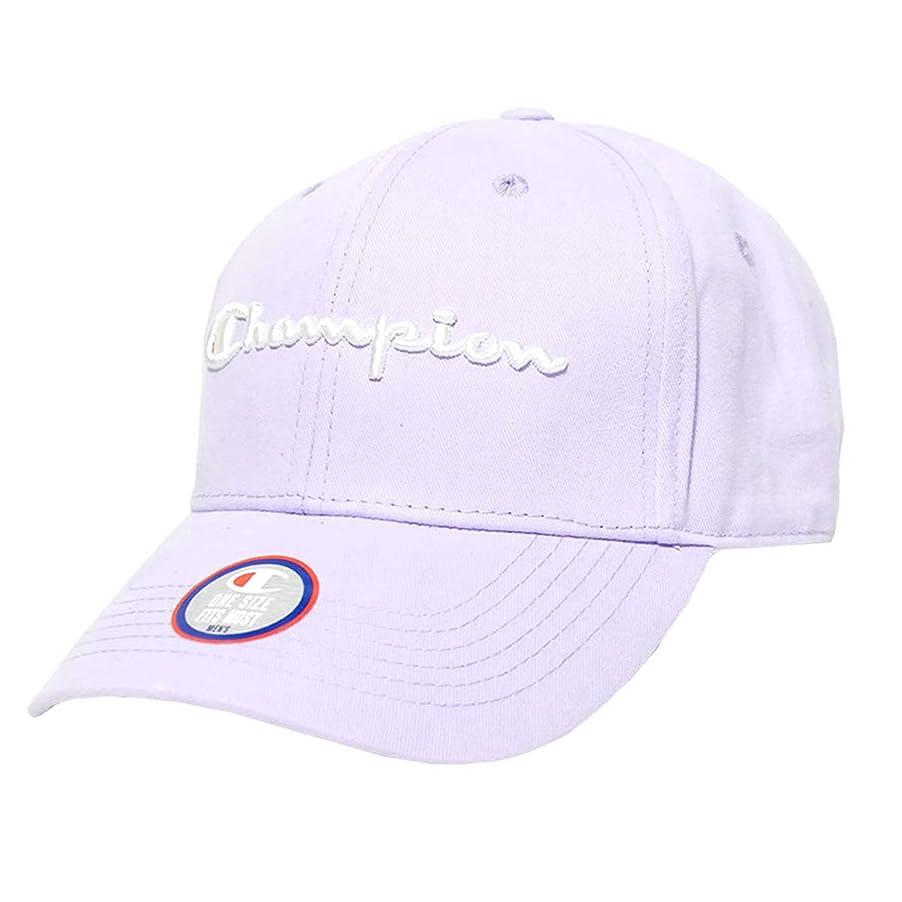 赤面ごちそうイベント[チャンピオン] キャップ メンズ 帽子 Champion USA スクリプトロゴ [並行輸入品]