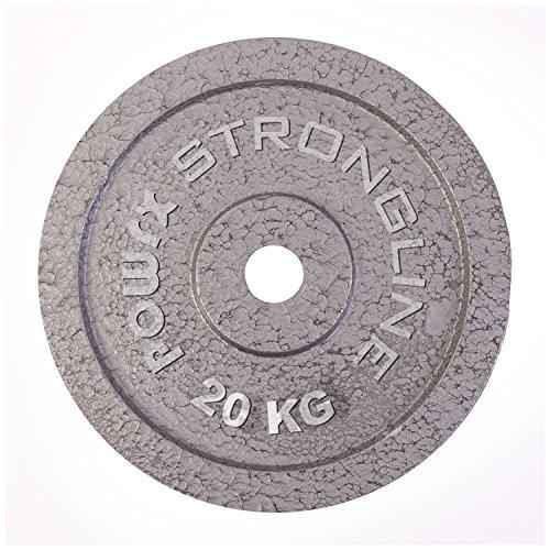 POWRX Discos de pesas