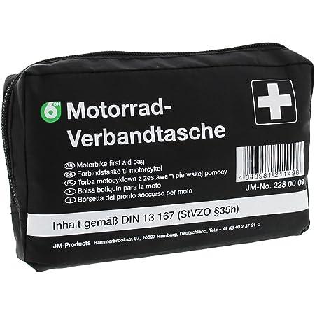 Cartrend 7730050 Verbandtasche Schwarz Auto