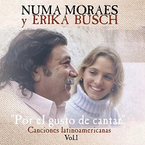 Numa Moraes & Erika Busch