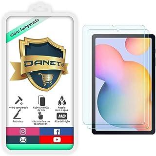 """Película De Vidro Temperado Para Tablet Samsung Galaxy Tab S6 Lite P610 e P615 Tela de 10.4"""" - Proteção Blindada Anti Impa..."""