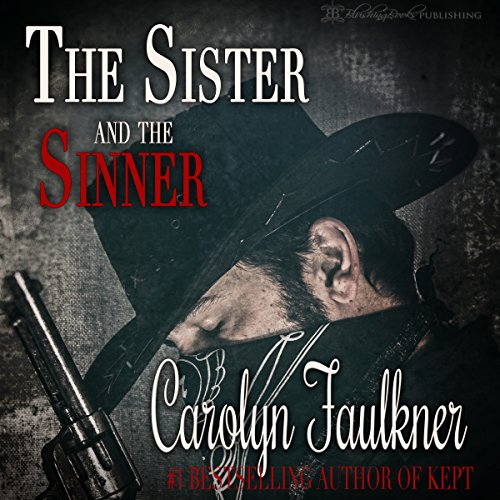 The Sister and the Sinner audiobook cover art