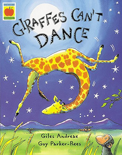 Giraffes Can't Dance [Paperback with CD]