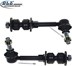 DLZ 2 Pcs Front Suspension Kit-2 Stabilizer Sway Bar Link Kit Compatible with 2000 2001 Dodge Ram 1500 4WD 2000 2001 2002 Dodge Ram 2500 3500 4WD K7453