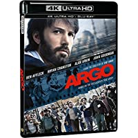 Argo (Blu-Ray 4K Ultra HD+Blu-Ray) [Blu-ray]