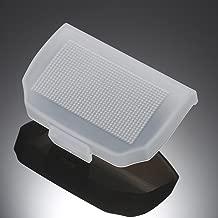 Maxsimafoto White Flash Diffuser for YONGNUO YN685  YN600EX-RT II  YN660